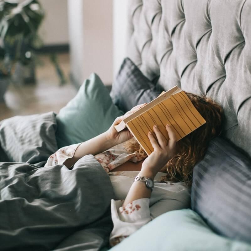 3 boeken voor als je je dag niet hebt